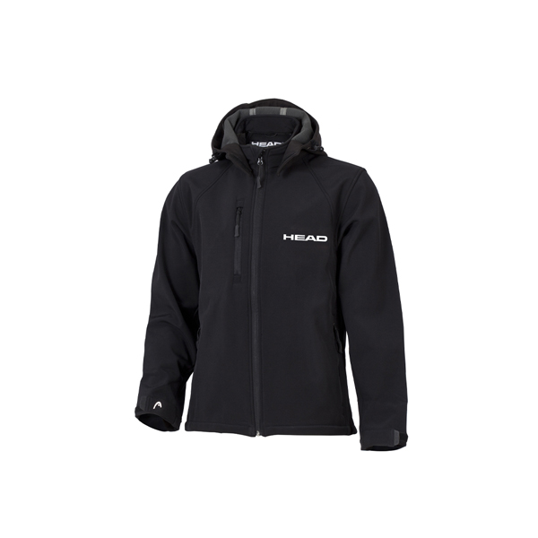 Куртка мужская TEAM HEAD SoftShell с молнией